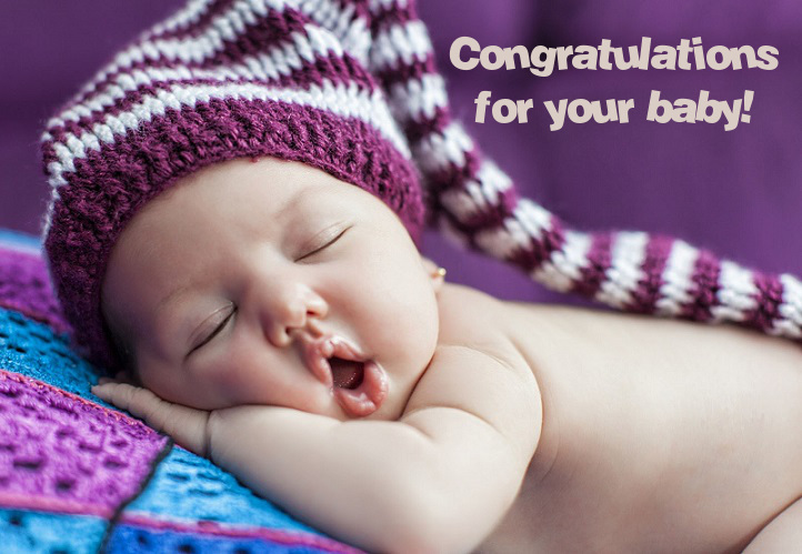 New Baby Congratulation Sayings and Quotes | Sayings Library