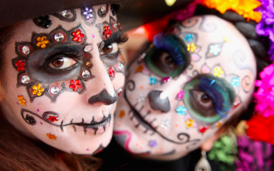 Beautiful Dia De Los Muertos Sayings