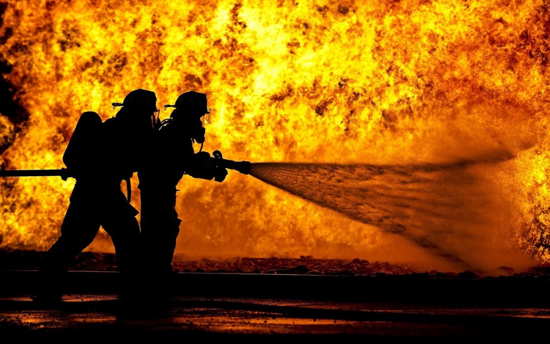 Best Firefighters Day Sayings